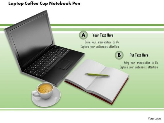 stock_photo_laptop_coffee_cup_notebook_pen_powerpoint_slide_1