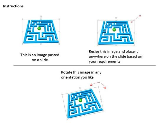 stock_photo_maze_with_ball_powerpoint_slide_2