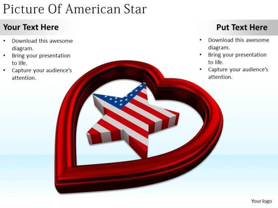 Stock Photo New Business Strategy Picture Of American Star Stock Photos