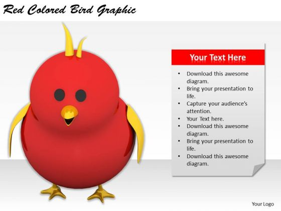 Stock Photo New Business Strategy Red Colored Bird Graphic Images And Graphics