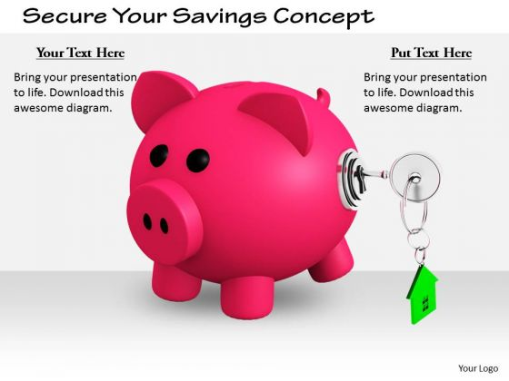 Stock Photo New Business Strategy Secure Your Savings Concept Images Photos