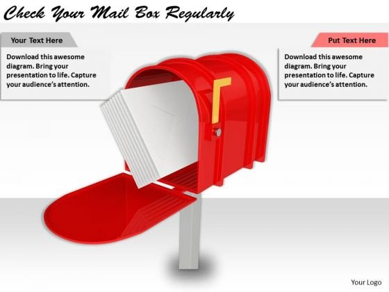 Stock Photo Total Marketing Concepts Check Your Mail Box Regularly Business Images Photos