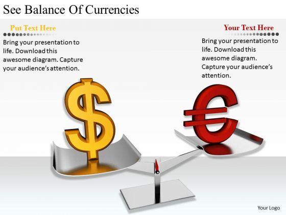 Stock Photo Total Marketing Concepts See Balance Of Currencies Business Image
