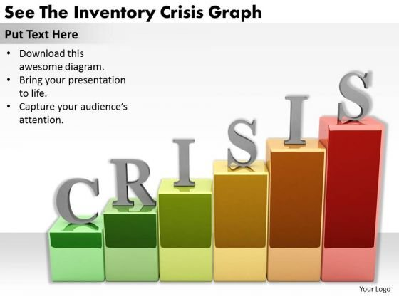 Stock Photo Total Marketing Concepts See The Inventory Crisis Graph Business Image