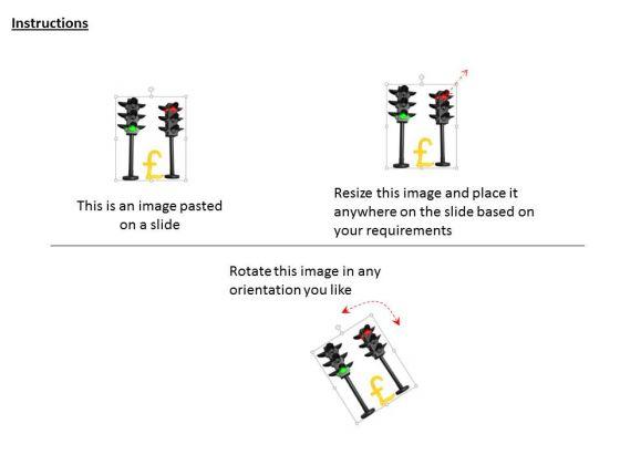 stock_photo_traffic_lights_pound_symbol_powerpoint_slide_2
