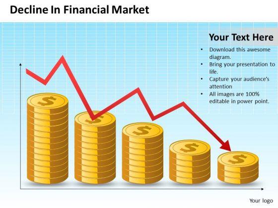 Strategy PowerPoint Template Financial Market Ppt Templates - Saving powerpoint templates
