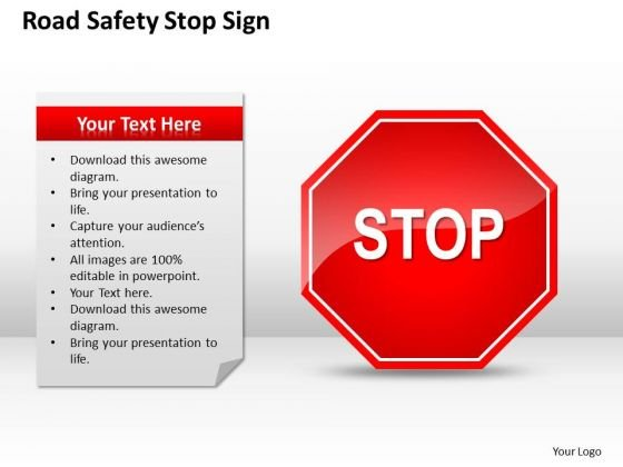 strategy_powerpoint_template_safety_stop_sign_ppt_templates_backgrounds_for_slides_1