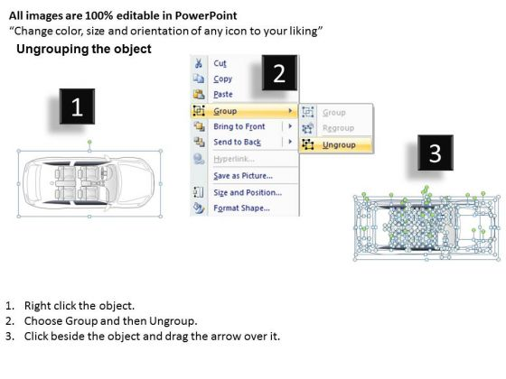 street_2_door_gray_car_top_powerpoint_slides_and_ppt_diagram_templates_2