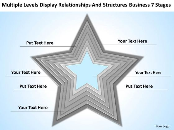 Structures Business 7 Stages Ppt How Do Make Plan PowerPoint Templates