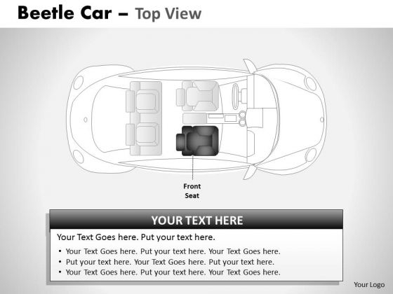 Style Red Beetle Car PowerPoint Slides And Ppt Diagram Templates