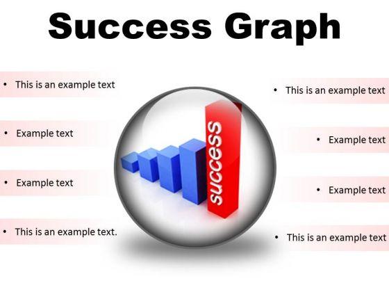 Success Graph Business PowerPoint Presentation Slides C