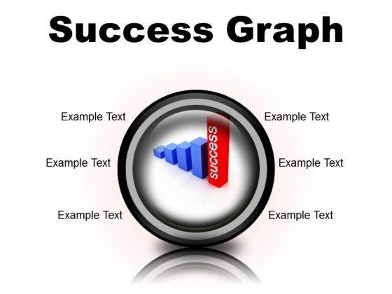 Success Graph Business PowerPoint Presentation Slides Cc