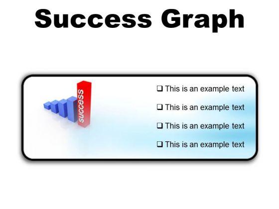 Success Graph Business PowerPoint Presentation Slides R