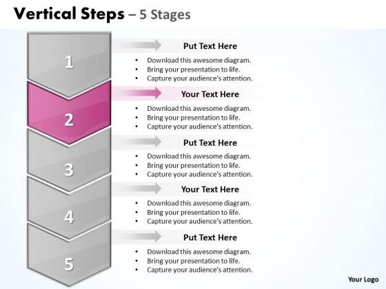Success Ppt Background Vertical Practice The PowerPoint Macro Steps 5 1 3 Graphic
