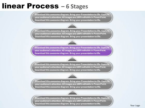 Success Ppt Linear Process 6 Power Point Stage Communication Skills PowerPoint 5 Design