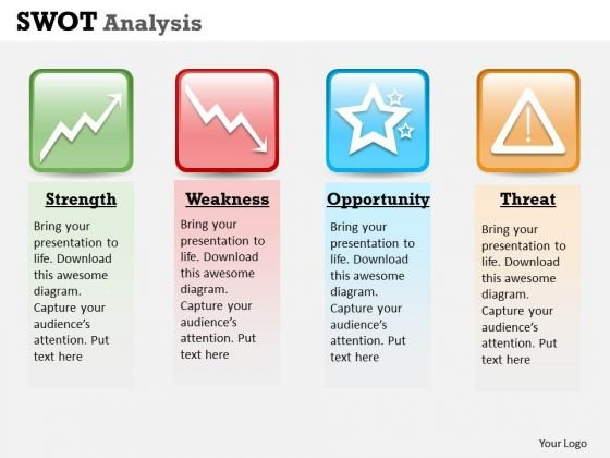 Swot Analysis PowerPoint Presentation Template 2