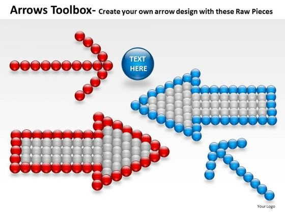Symbol Arrows Toolbox PowerPoint Slides And Ppt Diagram Templates