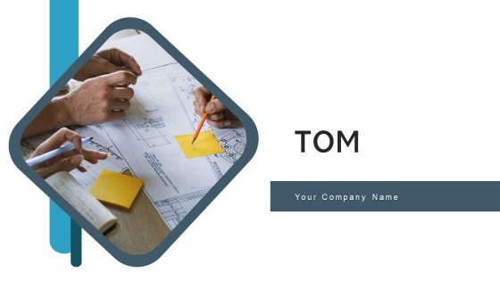 TOM Social Media Ppt PowerPoint Presentation Complete Deck With Slides