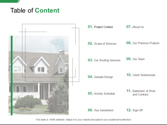Table_Of_Content_Project_Context_Ppt_PowerPoint_Presentation_Summary_Samples_Slide_1
