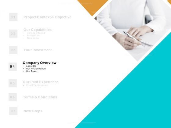 Table Of Contents Accreditation Ppt PowerPoint Presentation Show Background Designs