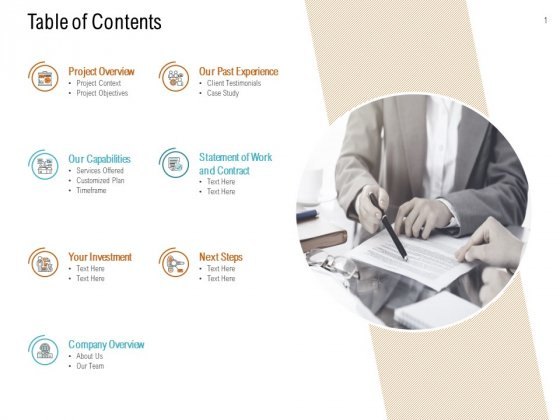 Table Of Contents Ppt PowerPoint Presentation Summary Backgrounds