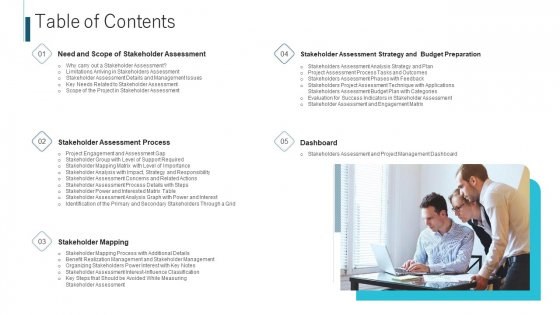 Table_Of_Contents_Ppt_Show_Outline_PDF_Slide_1