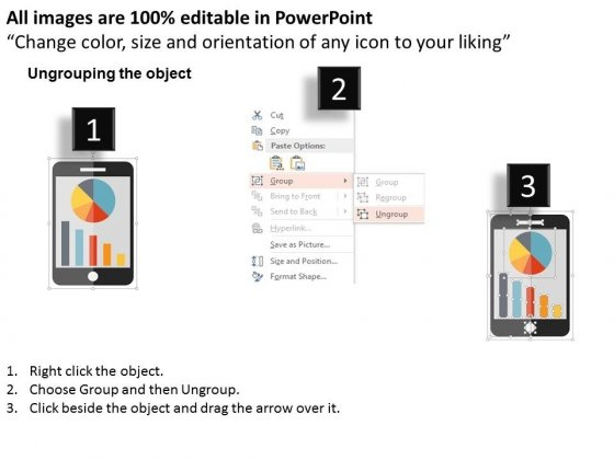 Tablet_With_Bar_Graph_And_Pie_Chart_Powerpoint_Templates_2