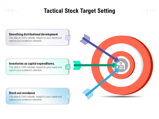 Tactical Stock Target Setting Ppt PowerPoint Presentation File Graphic Tips PDF