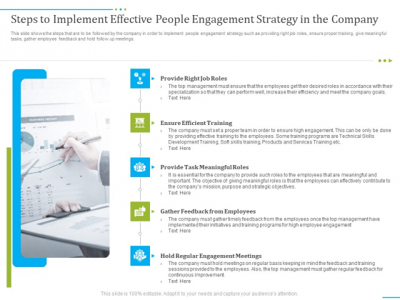 Tactics_To_Develop_People_Engagement_In_Organization_Ppt_PowerPoint_Presentation_Complete_Deck_With_Slides_Slide_10