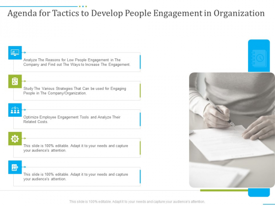 Tactics_To_Develop_People_Engagement_In_Organization_Ppt_PowerPoint_Presentation_Complete_Deck_With_Slides_Slide_2