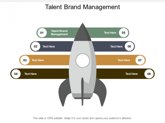 Talent Brand Management Ppt Powerpoint Presentation Show Smartart Cpb