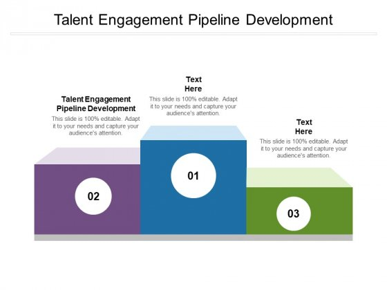 Talent Engagement Pipeline Development Ppt PowerPoint Presentation Inspiration Deck Cpb Pdf