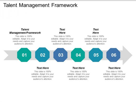 Talent Management Framework Ppt PowerPoint Presentation Summary Graphics Pictures Cpb