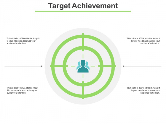 Target Achievement Ppt PowerPoint Presentation Layouts Master Slide