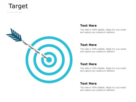 Target And Arrows Ppt PowerPoint Presentation Inspiration Example File