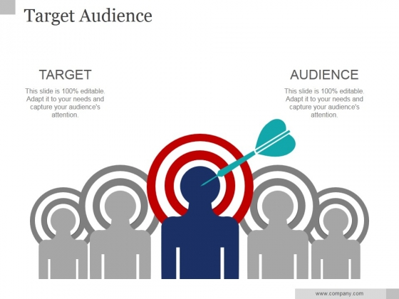 Target Audience Ppt PowerPoint Presentation Introduction