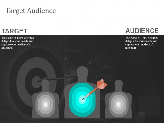 Target Audience Ppt PowerPoint Presentation Portfolio Maker