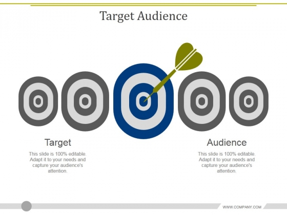 Target Audience Ppt PowerPoint Presentation Summary Guidelines