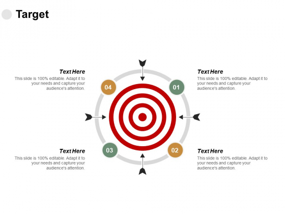 Target Competition Arrow Ppt PowerPoint Presentation Show Background Image