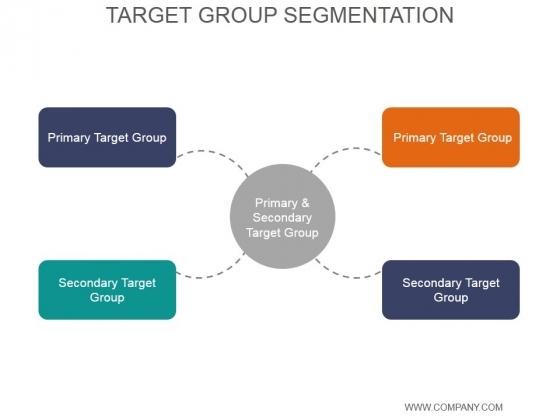 Target Group Segmentation Ppt PowerPoint Presentation Backgrounds