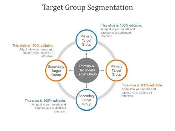 Target Group Segmentation Ppt PowerPoint Presentation Ideas