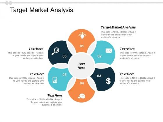 Target Market Analysis Ppt PowerPoint Presentation Templates Cpb