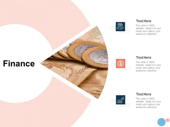 Target Market Finance Ppt Show Templates PDF