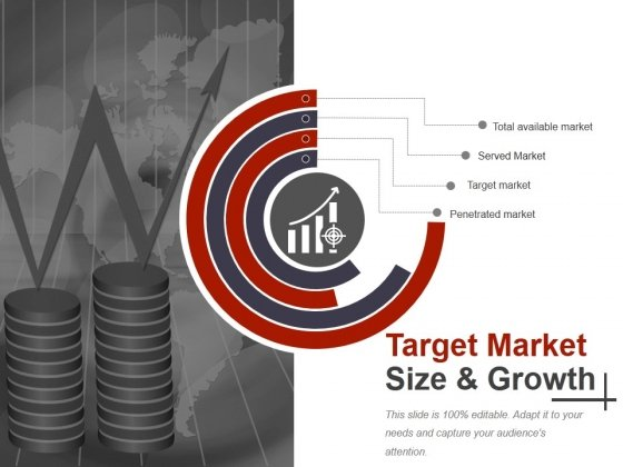 Target Market Size And Growth Ppt PowerPoint Presentation Professional Layouts