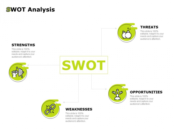Target Market Tips Based On Technical Analysis SWOT Analysis Ppt Portfolio Samples PDF