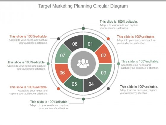 Target Marketing Planning Circular Diagram Ppt PowerPoint Presentation Ideas
