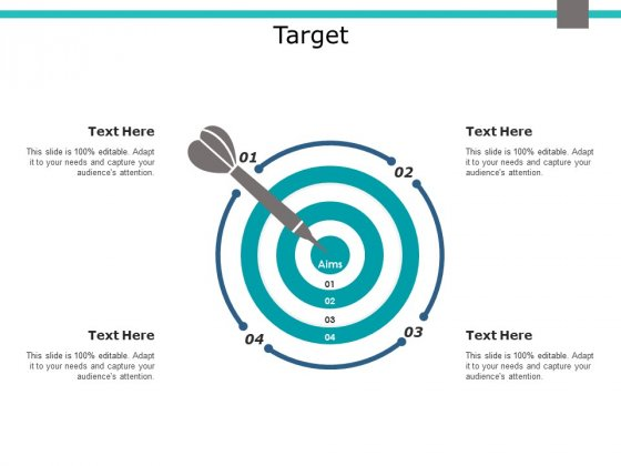 Target Our Goal Arrow Ppt PowerPoint Presentation Icon Guidelines