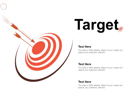 Target Our Goal Ppt PowerPoint Presentation Gallery Backgrounds