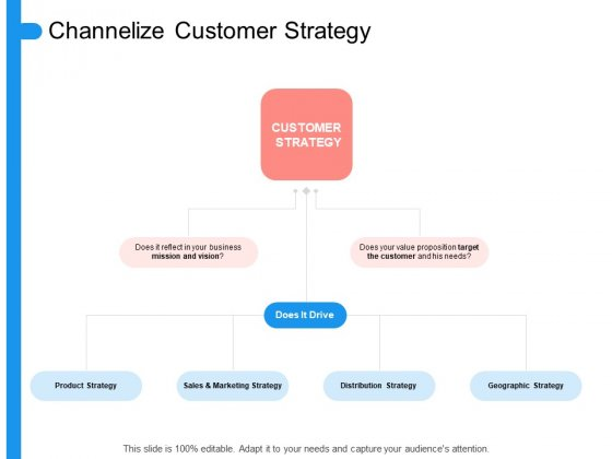 Target Persona Channelize Customer Strategy Ppt Outline Graphic Images PDF