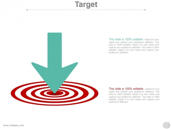 Target Ppt PowerPoint Presentation Backgrounds